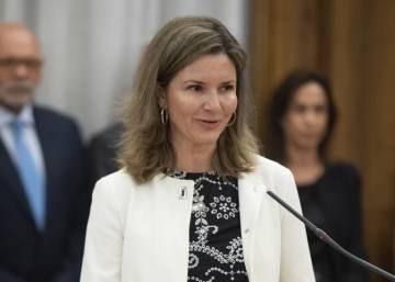 María José Rallo, secretaria general de Tansporte del Ministerio de Fomento.