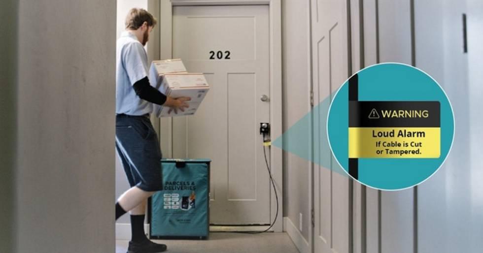 Amazon te dejará los paquetes en casa cuando no estés