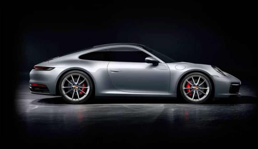 Pon un Porsche 911 a tamaño real en tu vida gracias a esta