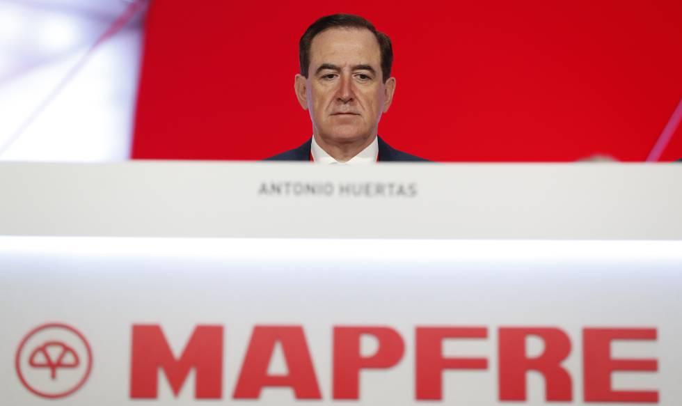 Mapfre ultima un acuerdo con Telefónica para vender seguros