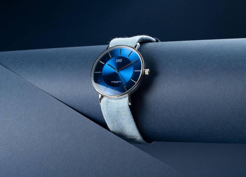 Button Watch