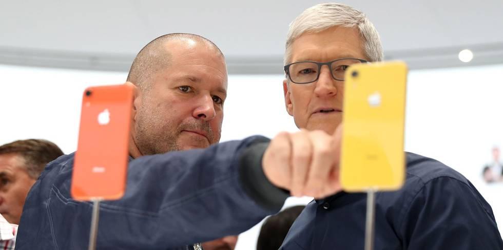 de03ace220f Abandona Apple Jony Ive, diseñador que dio forma a la empresa desde ...