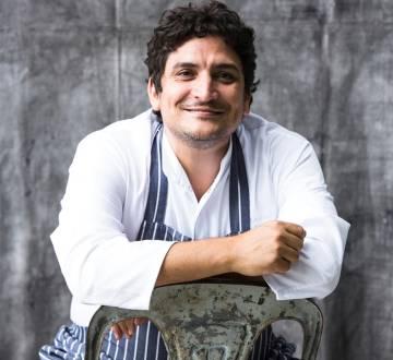 Mauro Colagreco, propietario de Mirazur.