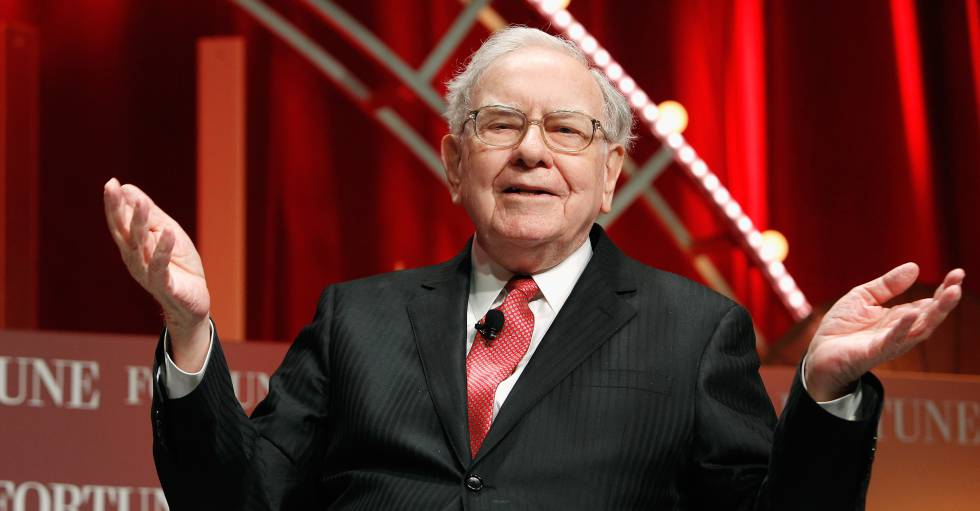 warren buffet donaciones