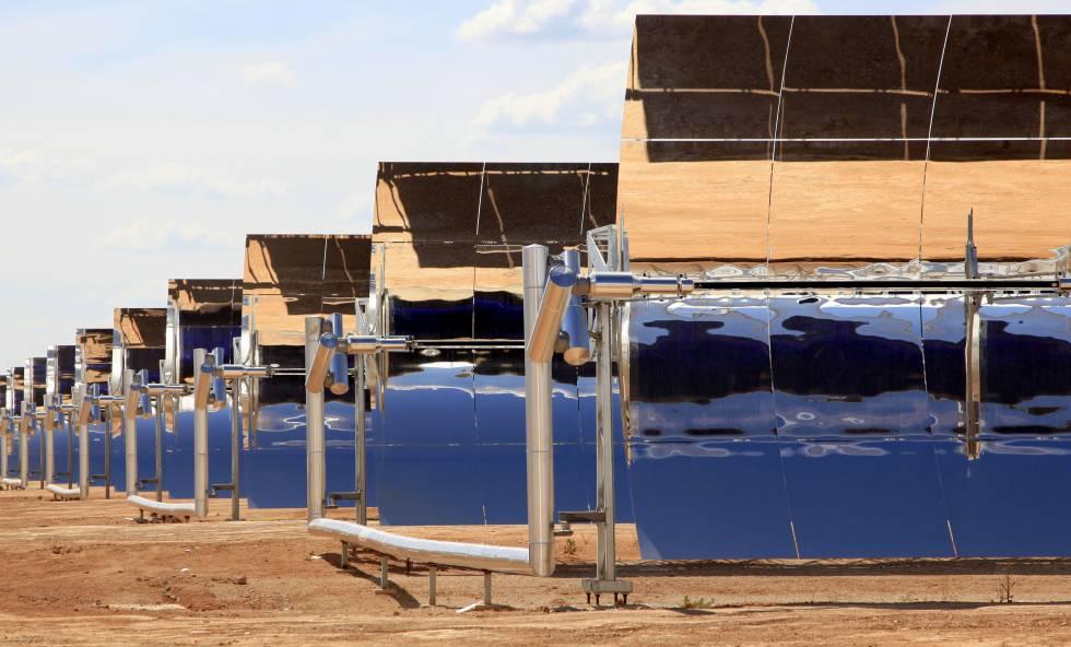 La energía termosolar ha marcado récord histórico de generación eléctrica