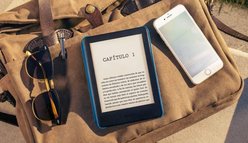 Tienes Un Amazon Kindle Opciones Para Enviar Ebooks De