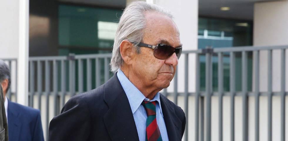 El expresidente de Bankinter Jaime Botín