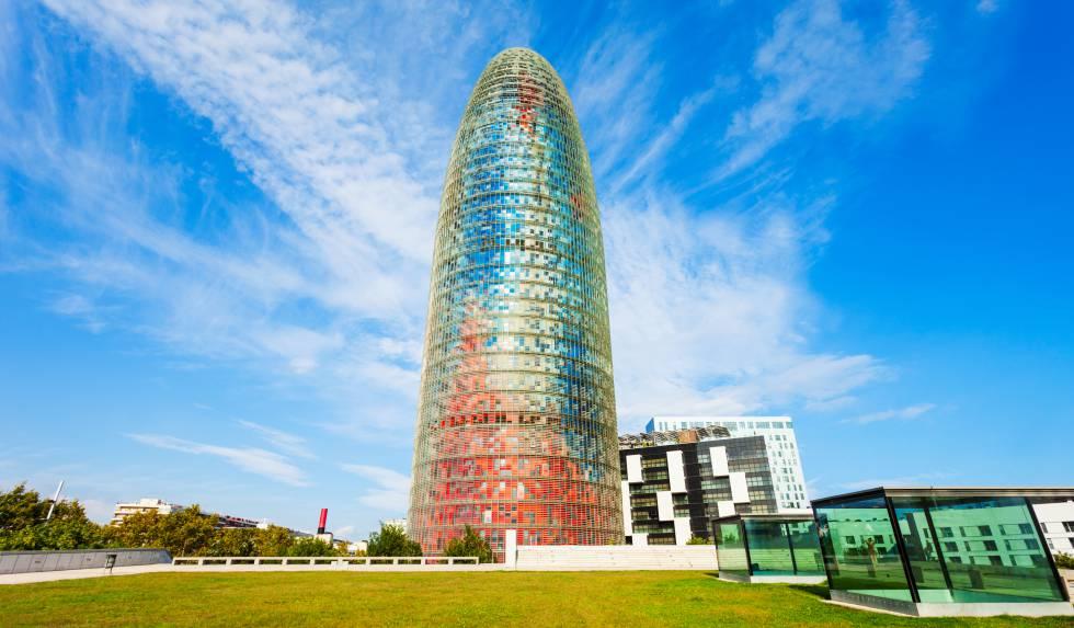 Torre Glòries, de Merlin Properties, en Barcelona.