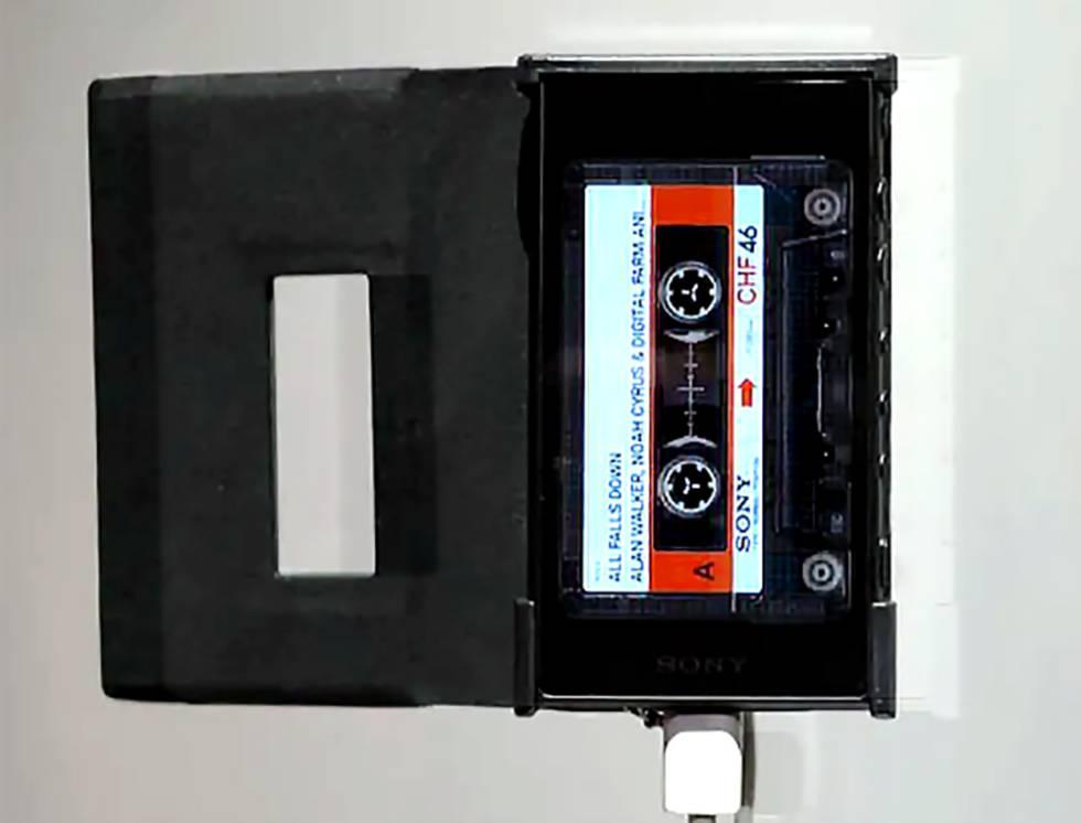 Sony Walkman 40 Aniversario.