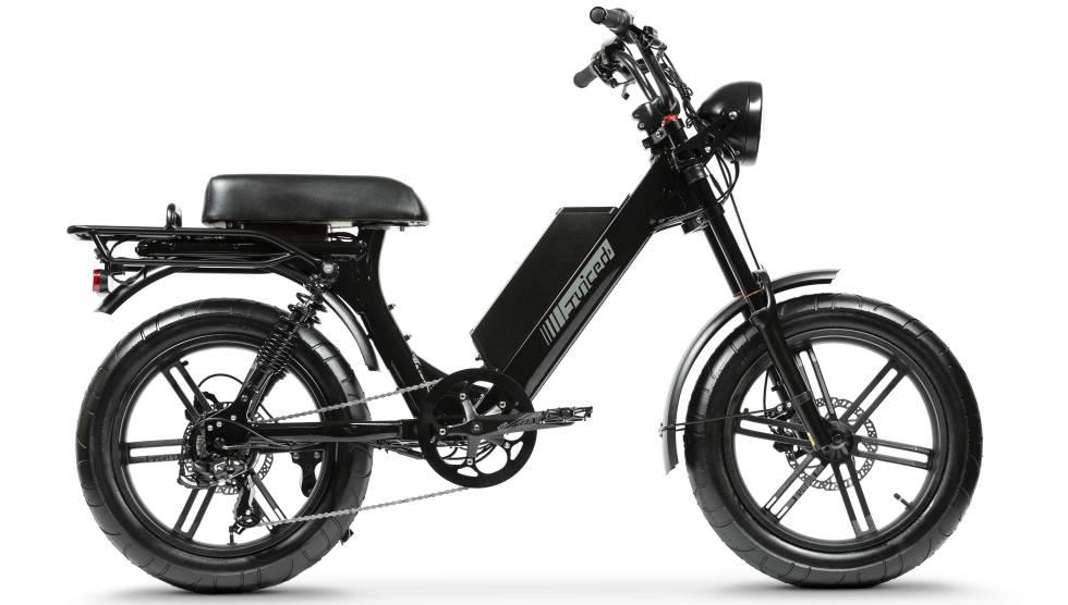 bicicleta montaña electrica plegable