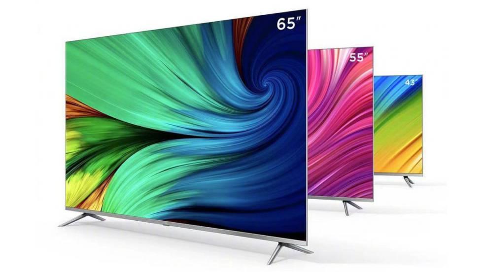 Nuevas Smart TV Xiaomi Mi Full Screen TV Pro, pantallas sin marcos y a un  precio increíble | Smart TV | Cinco Días