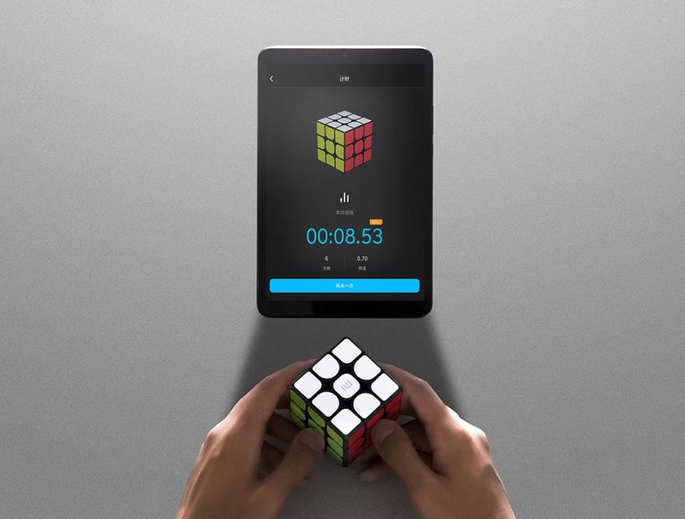 Cubo de Rubik de Xiaomi.