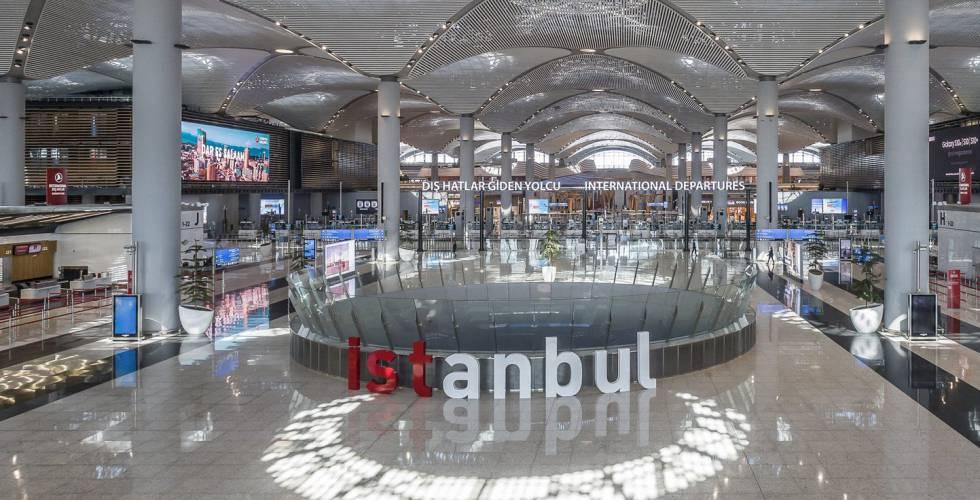 Los nuevos aeropuertos son las catedrales del siglo XXI