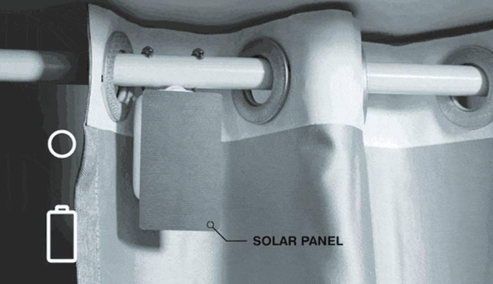 Este pequeño gadget te permite controlar las cortinas con la voz