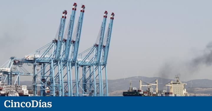 El puerto de Algeciras confía a Sopra Steria su plan de transformación digital - Cinco Días