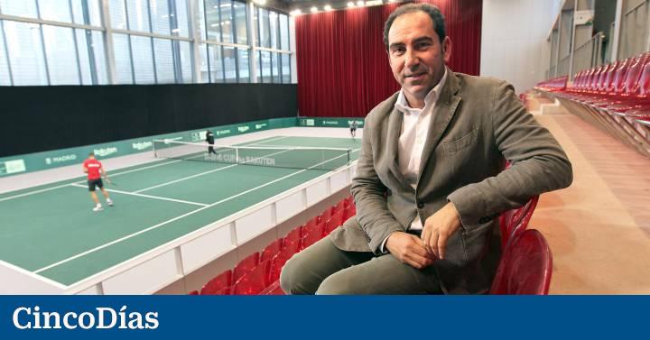 """Albert Costa: """"Las tenistas deberían cobrar lo mismo que ellos"""" - Cinco Días"""