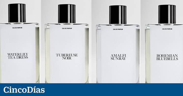 Zara democratiza la alta perfumería de la mano de Jo Malone - Cinco Días