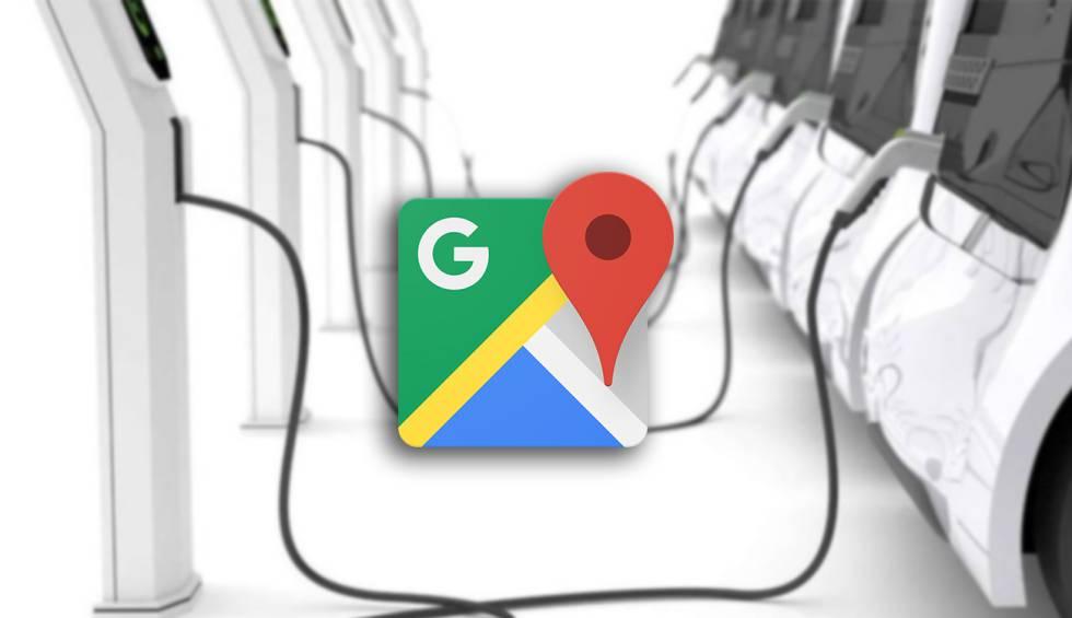 Google Maps permitirá pagar la recarga de tu coche eléctrico desde la app