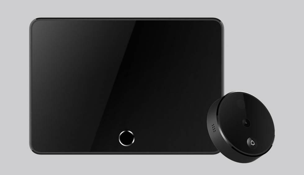 Xiaomi lanza un vídeo portero con reconocimiento facial por menos de 50 euros