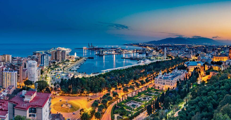 El puerto de Málaga adjudica el proyecto de una marina de lujo para megayates | Compañías | Cinco Días