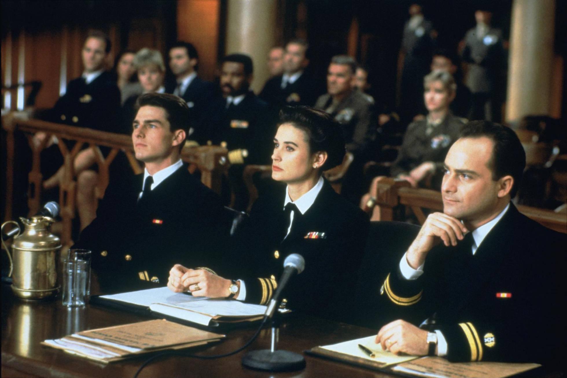 Errores en juicio causados por la influencia de las películas de Hollywood