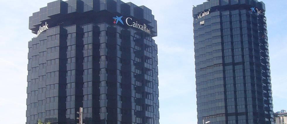 Sede operativa de Caixabank