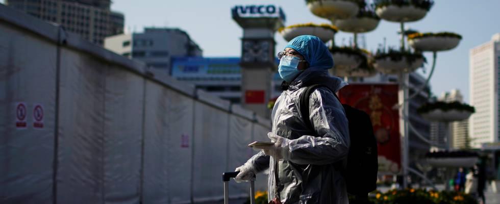 China baja los tipos de interés a medio plazo para combatir los efectos del coronavirus