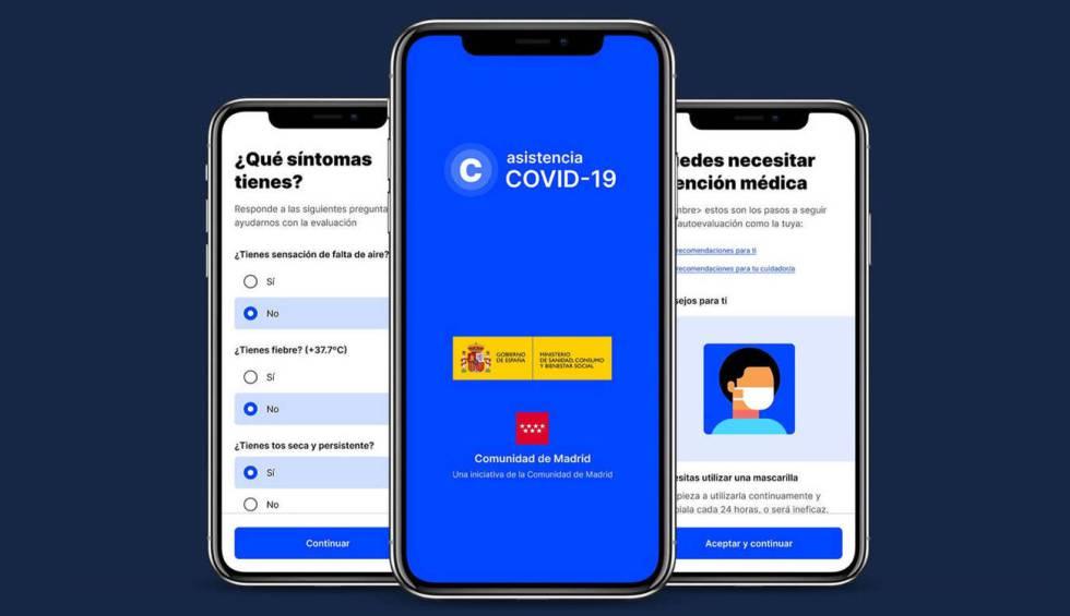 Madrid y Cataluña tienen ya sus 'apps' para detectar el ...