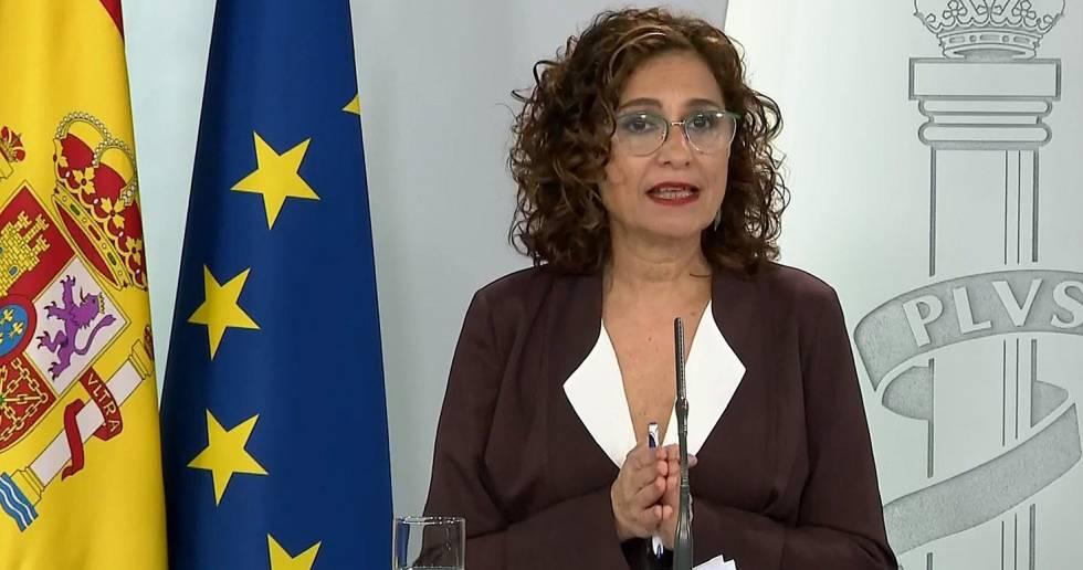 """María Jesús Montero: """"Lo primero es intentar recuperar la ..."""