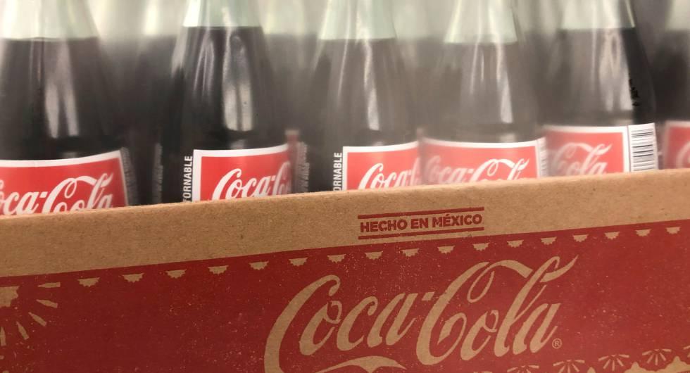 Coca Cola Pierde En Abril El 25 De Sus Ventas Globales Por La Pandemia Compañías Cinco Días