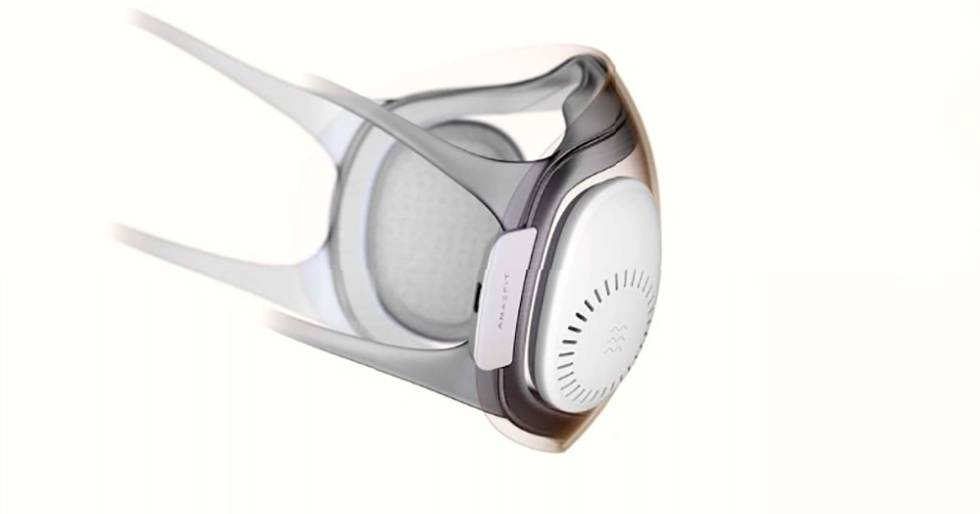 Huami (Amazfit) N95 con desinfección UV.