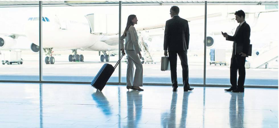 Los viajes de negocios ya ven la luz al final del túnel | Fortuna | Cinco  Días