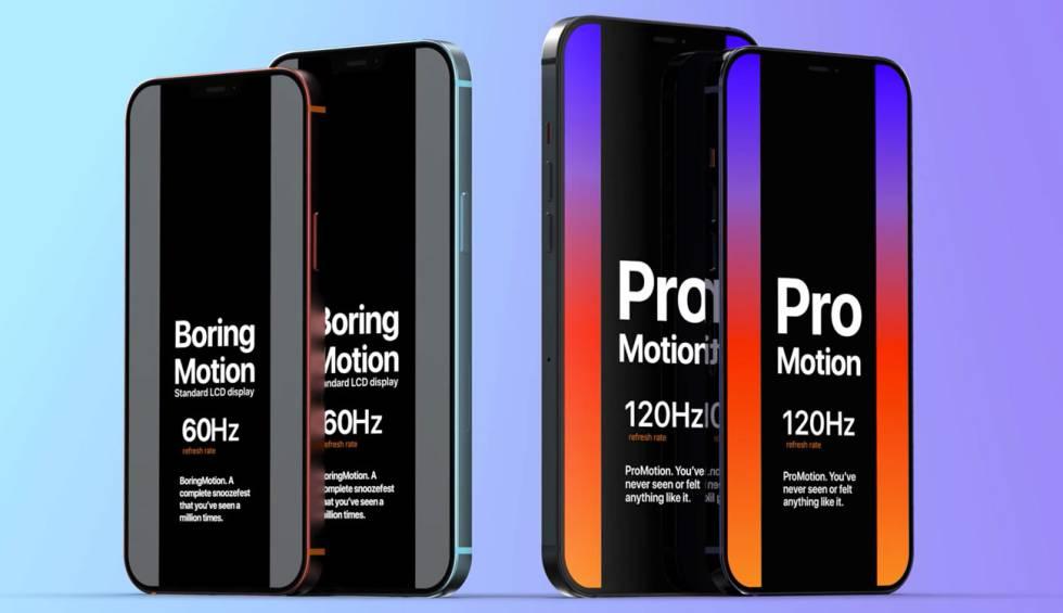 Los iPhone 12 de 2020 podrían tener pantallas de 120Hz, ¿qué significa?