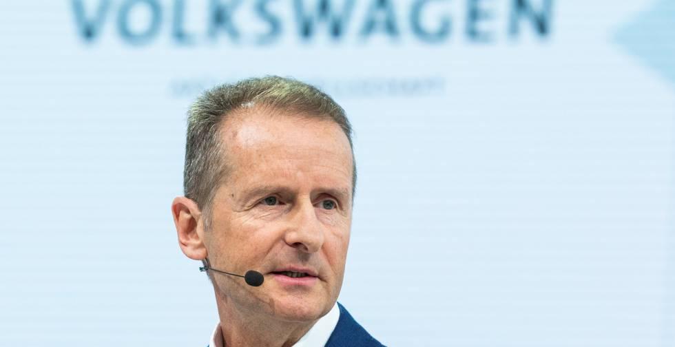 El jefe de Volkswagen pierde el control en el peor momento | Opinión |  Cinco Días