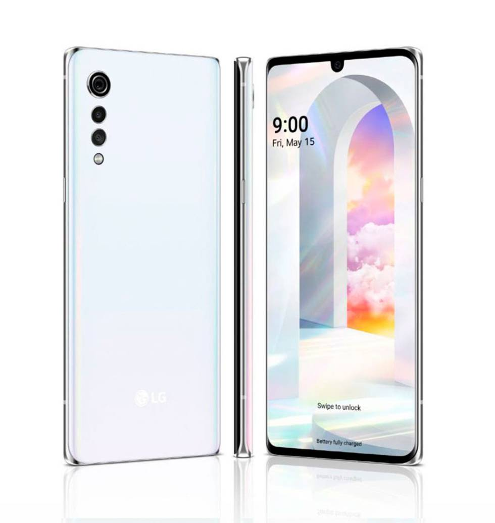 El LG Velvet 5G llega a España: características, precio y disponibilidad   Smartphones   Cinco Días