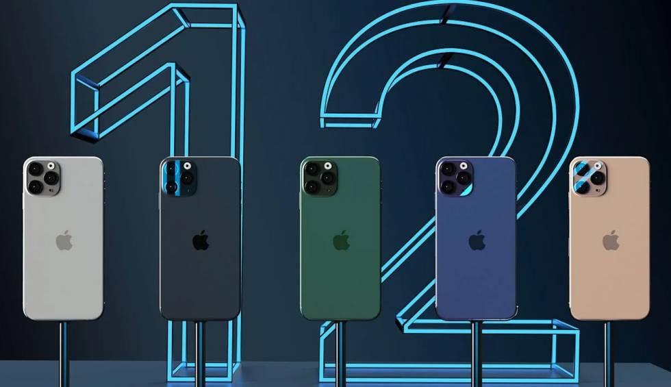 Nuevos planos CAD confirmarían el diseño definitivo de los nuevos iPhone 12 | Smartphones | Cinco Días