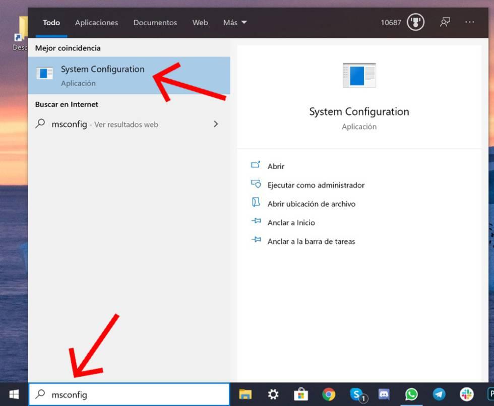 Acelera El Arranque De Windows 10 Eliminando Programas Innecesarios Lifestyle Cinco Días