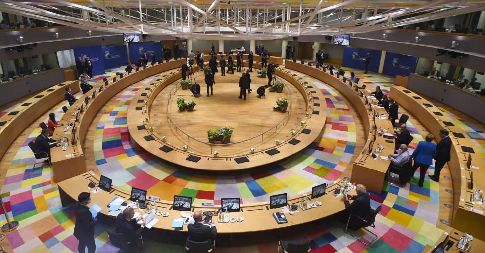 Los líderes europeos logran un pacto histórico contra la crisis ...