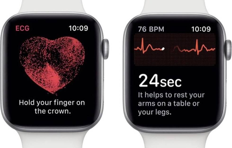Los nuevos Apple Watch Series 6 tendrán medidor de oxígeno en sangre |  Gadgets | Cinco Días