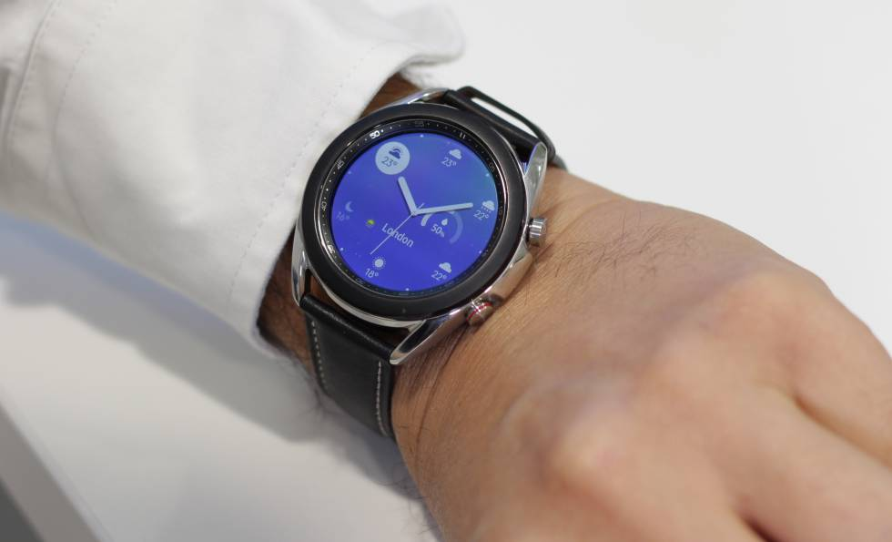 Nuevo Samsung Galaxy Watch 3.