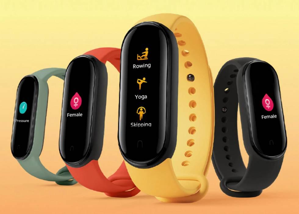 Cómo Controlar Netflix Con Tu Xiaomi Mi Band 5 Gadgets Cinco Días
