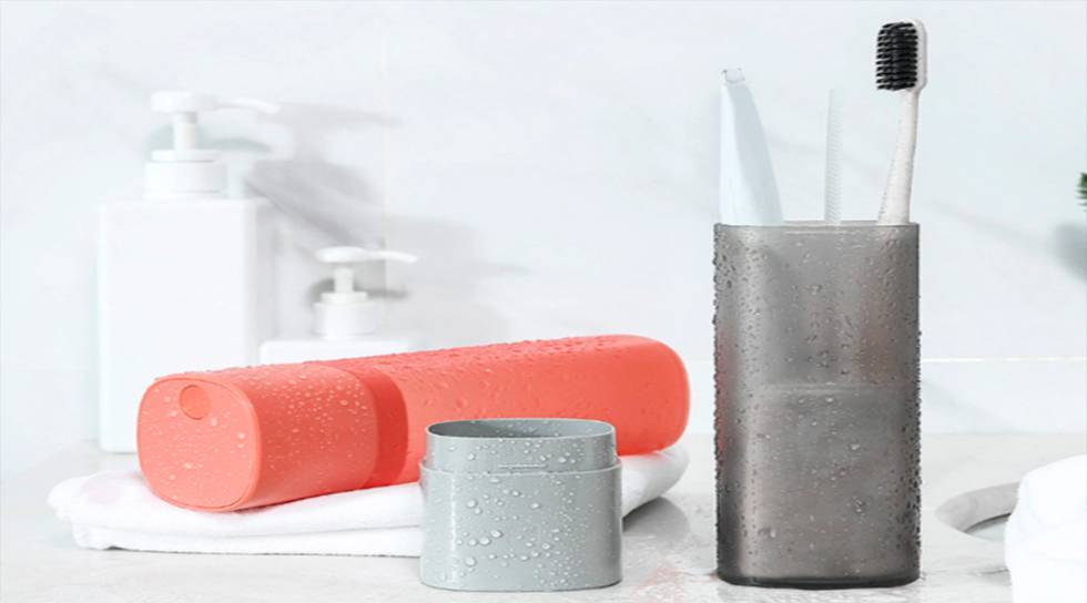 Gadget de Xiaomi que desinfecta tu aseo personal