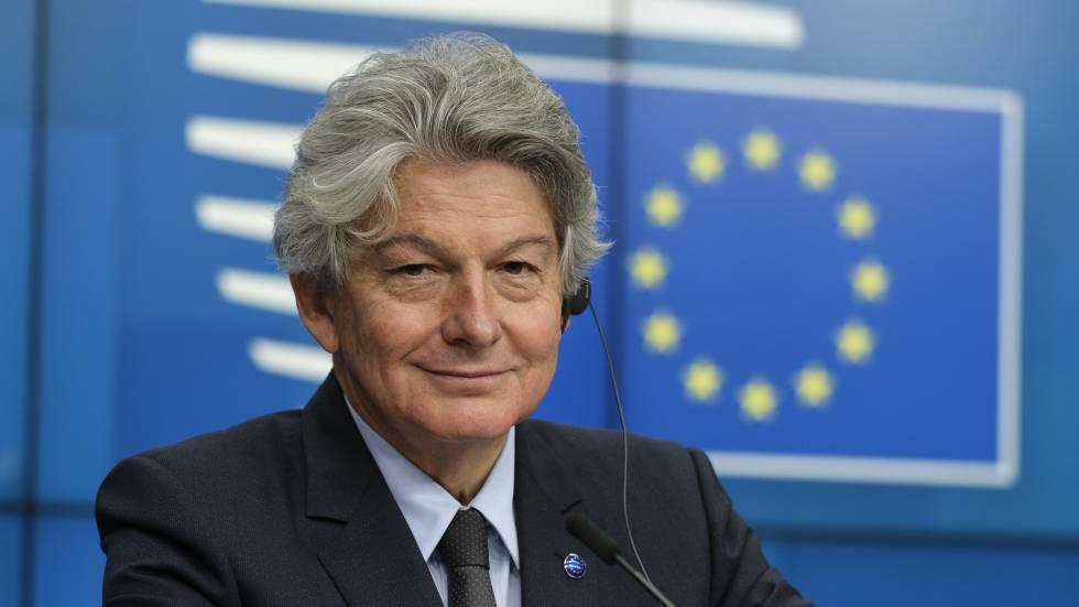 La UE busca nuevos poderes para sancionar a gigantes tecnológicos |  Compañías | Cinco Días
