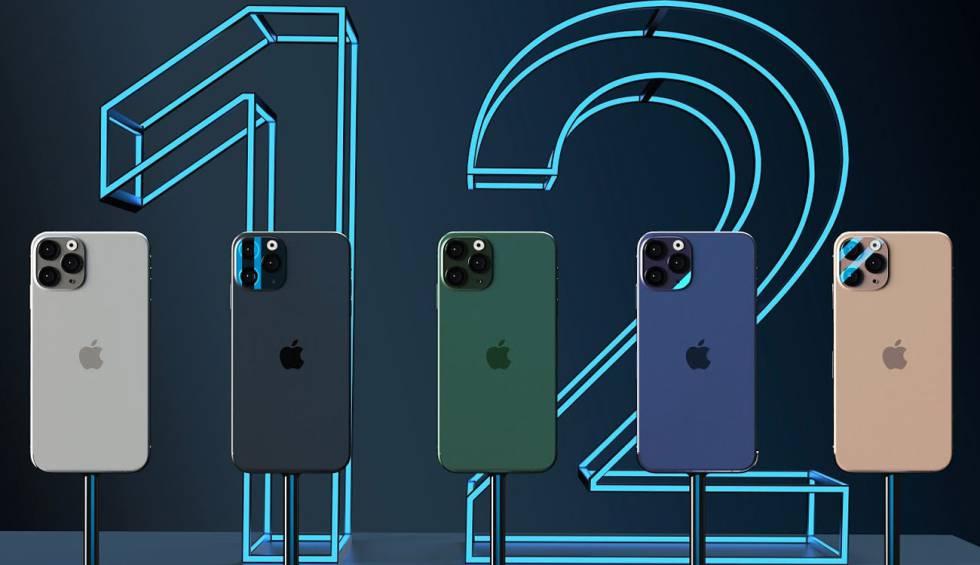 Así queda la gama completa de iPhone 12 con sus nombres definitivos |  Smartphones | Cinco Días
