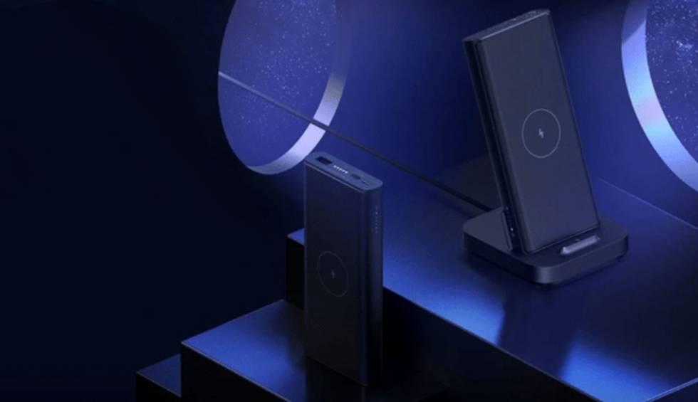 Xiaomi Power Bank 30W: carga rápida e inalámbrica por apenas 25 euros