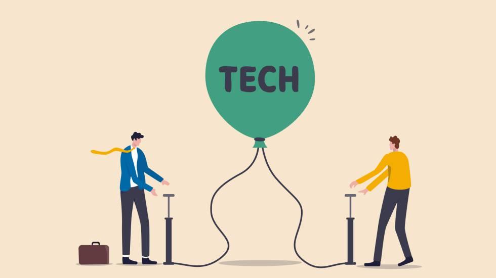 Tecnología ¿Burbuja u oportunidad?
