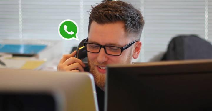 Las llamadas de WhatsApp Web y de escritorio, ¿a punto de llegar? Así serán | Lifestyle | Cinco Días