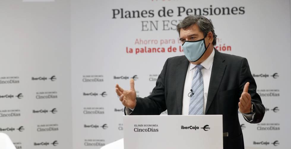 José Luis Escrivá, ministro de Inclusión, Seguridad Social y Migraciones.