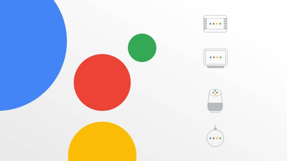 Asistente de Google y dispositivos compatibles.