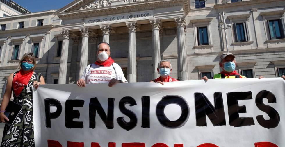 La Seguridad Social extiende el embargo de la pensión a la paga extra de 75.000 pensionistas